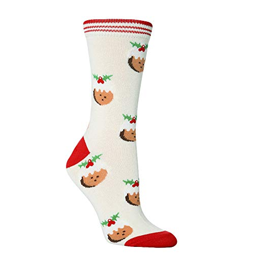 Mens & Womens Fun Novelty Holiday Christmas Hanukkah Valentine's Day St Patty's Day Socks- One Size Fits Most (C, Free size)