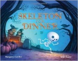 Skeleton For Dinner pdf