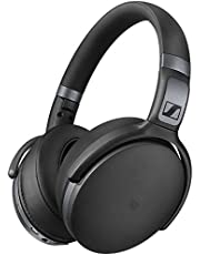 Sennheiser HD 4.40 BT Wireless Closed-Back Headphones, Black