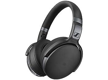 Sennheiser HD 4.40 BT, Over-Ear Wireless Bluetooth Headphones - Black