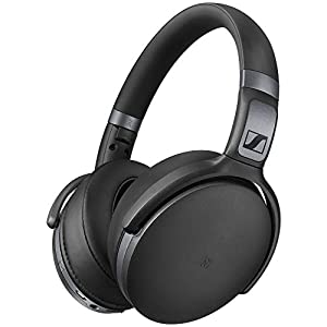 Sennheiser HD 4.40 Around Ear Bluetooth Wireless Headphones – Black