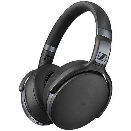 Sennheiser HD 4.40 Around Ear Bluetooth Wireless Headphones (HD 4.40 BT) (Best Bluetooth Headphones Review)