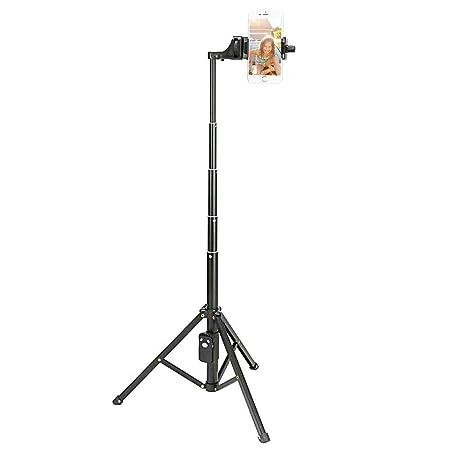 La cámara del trípode del recorrido Teléfono trípode, 3 en 1 ...