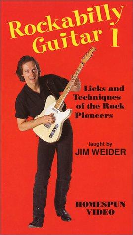 Rockabilly Guitar Vol 1 [VHS]