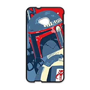 Happy Star Wars Cell Phone Case for HTC One M7