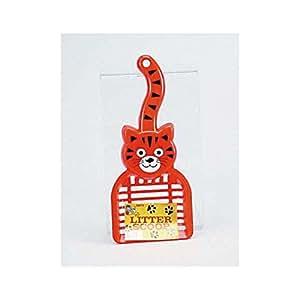 Amazon.com: Con forma de gato pala de basura 72: Mascotas