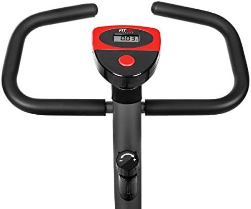 Añadiendo al carrito...Añadido a la cestaNo añadidoNo añadidoFitfiu Fitness Bicicleta Estática Spinning, Unisex Adulto