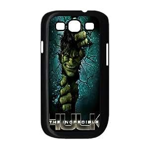 Samsung Galaxy S3 9300 Cell Phone Case Black Hulk as a gift A5861848