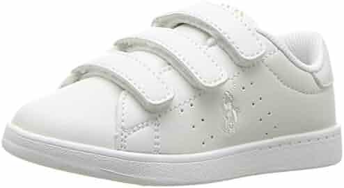 Polo Ralph Lauren Kids Kids' Quincy Court EZ Sneaker