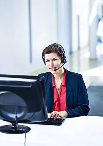 Sennheiser SD PRO2 - Deskphone Cordless Headset with Avaya EHS Adapter | Compatible Phones: 2420, 5420, 4610, 4610SW, 4620, 4620SW, 4621, 4621SW, 4622, 4622SW, 4625, 4625SW, 4630, 4630SW, 5610, 5620, by Sennheiser (Image #4)
