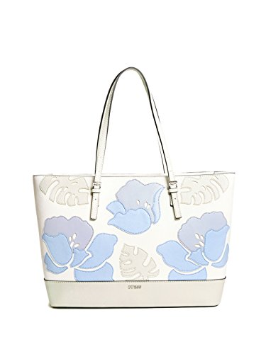 Guess Women's Chandler Large Travel Tote Bag Handbag