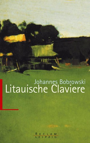 Litauische Claviere. Roman.