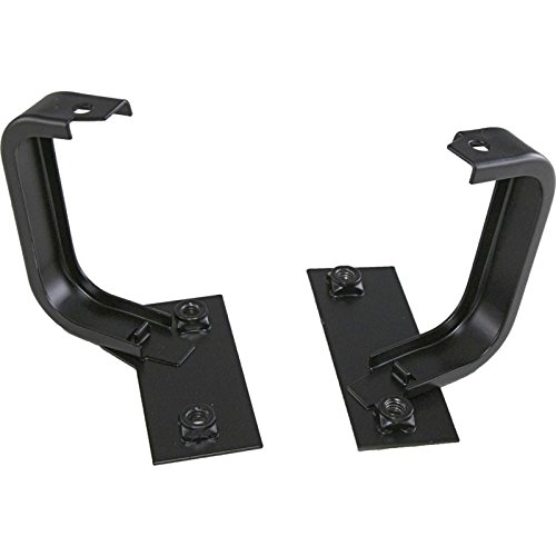 Eckler's Premier Quality Products 25105319 Corvette Radiator Support Brackets Upper With 27.5