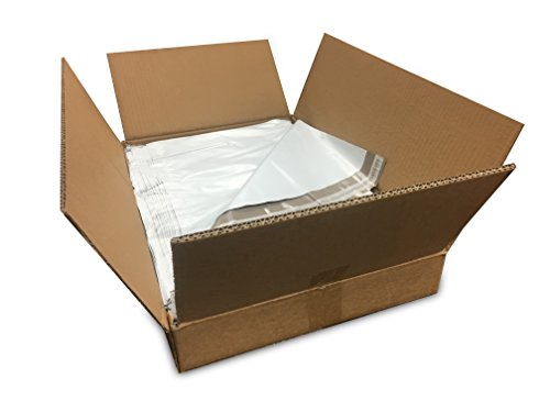 NPC PM19-24 200 - 19x24 Premium White Poly Mailers Envelopes Bags (Pack of 200) (Pm19 Package)