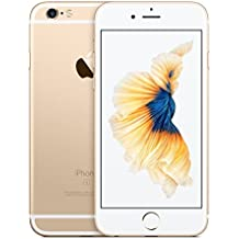 Apple iPhone 6S Plus, GSM Unlocked, 128GB - Gold (Refurbished)