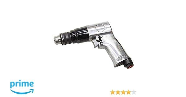 Merry Tools HK Taladro de aire comprimido reversible 10 mm con portabrocas con llave 212512: Amazon.es: Bricolaje y herramientas