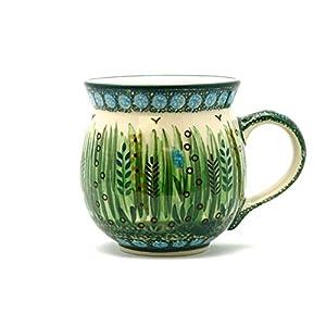 Polish Pottery Mug – 11 oz. Bubble – Unikat Signature U803