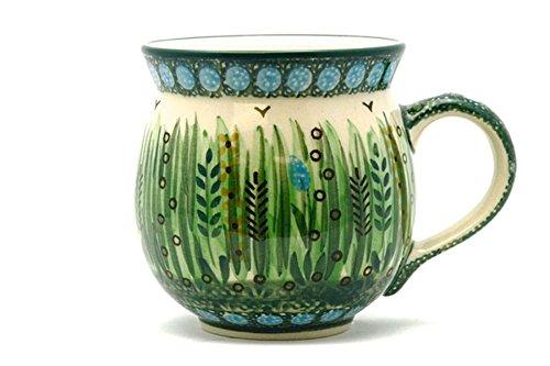 Polish Pottery Mug - 11 oz. Bubble - Unikat Signature U803