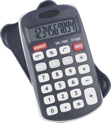 Staples SPL-150X 10-Digit Display Calculator