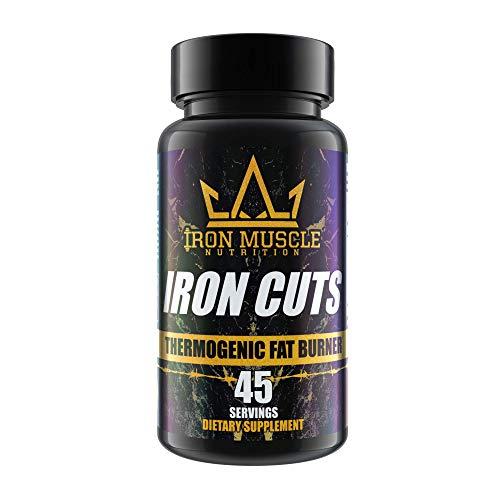 Iron Muscle Iron Cuts Fat Burner