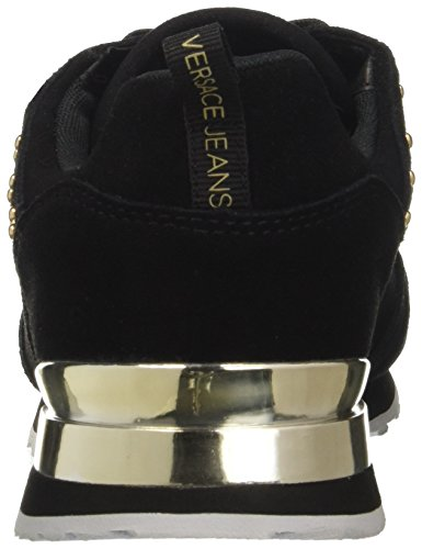 Nero Jeans e70019 Versace Donna Sneaker Ee0vrbsd2 SfXnwCq