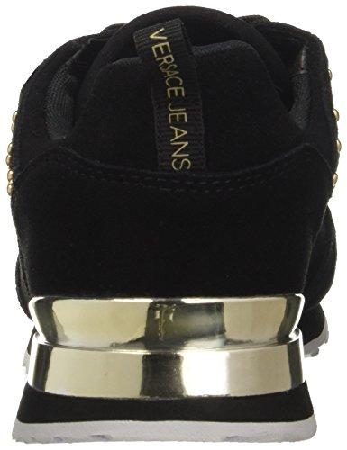 Versace Jeans Amber Kvinna Gymnastikskor Svart Svart