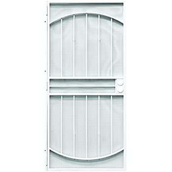 Vinyl Screen Door Dakota 32x80 Amazon Com
