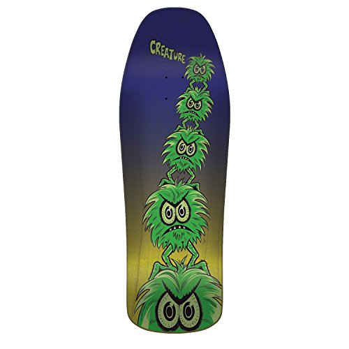Creature Creeps Relic 10in x 31.3in Skateboard Deck