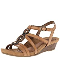 Cobb Hill Women's Hannah CH Wedge Sandal