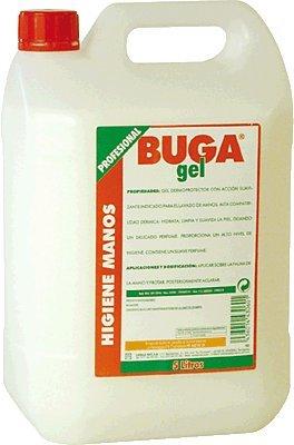 Iberlim recambio jabon buga para dispensador aitana garrafa 5 litros 93922084-: Amazon.es: Oficina y papelería
