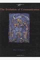 The Evolution of Communication (Bradford Books) by Marc Hauser (1997-09-30)