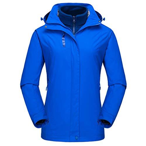 Esquí Corriendo Esquiar Transpirable A Interno Cazadora Invierno Mujer Chaqueta nbsp;abrigo C nbsp;fleece Cálido De Nieve 1 Traje Montañismo Prueba 3 En Ropa Viento Para Rwq5f1