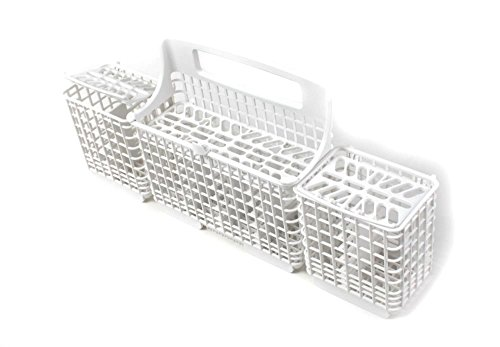 8562080 SAME AS W10807920 AP3885191 PS1156219 Dishwasher Silverware Basket ()