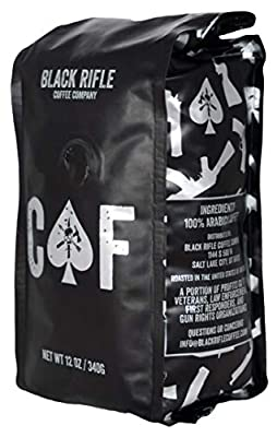 Black Rifle Coffee Company, CAF Blend, Medium Roast Ground from Black Rifle Coffee Company