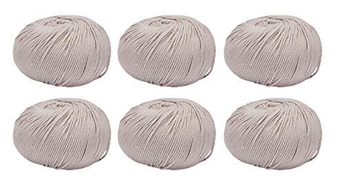Set of 6 Australian Superfine Merino Yarn! (Carboard)
