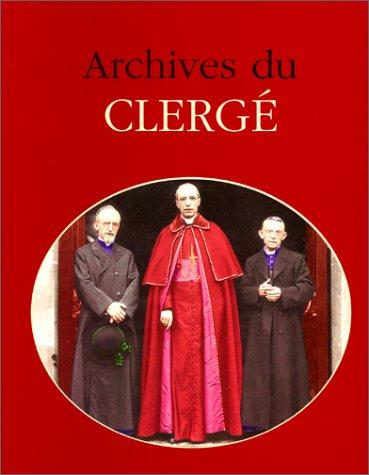 Archives du clergé