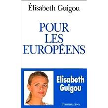 POUR LES EUROPÉENS