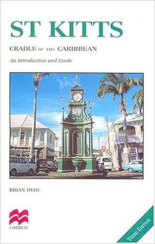 ST KITTS CRADLE OF CARIBBEAN 3E