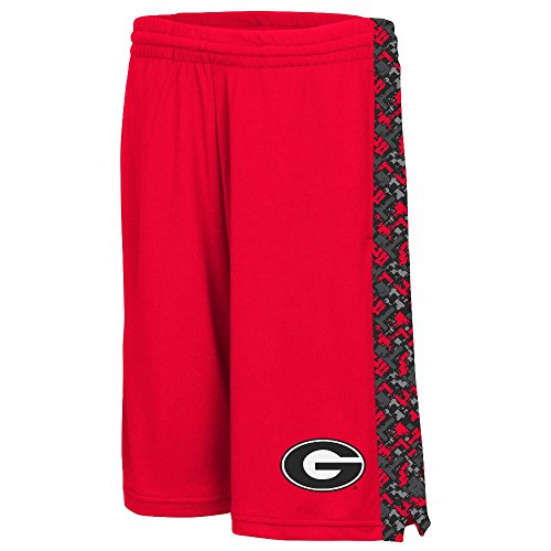 georgia bulldog basketball shorts - 6