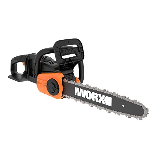"""WORX WG384.9 40V Power Share 14"""" Cordless Chainsaw w/ Auto-Tension (2x20V) - Bare Tool Only"""