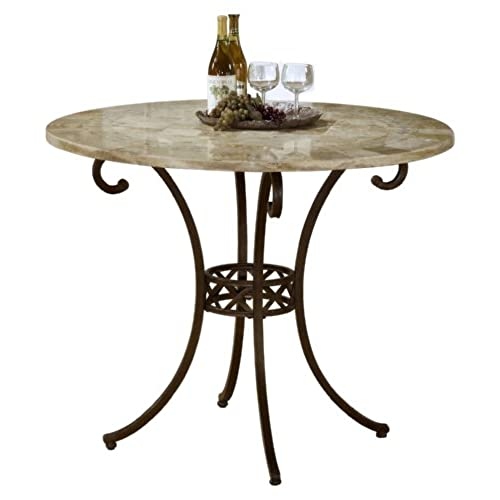 Stone Dining Table Amazoncom - Stone top counter height table