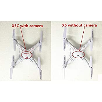 X5C X5C-1 (Drone with 2.0MP Camera) RC Drone Quadcopter or x5 x5-1 (No Camera) 2.4G 4CH Dron RC Quadcopter Toy