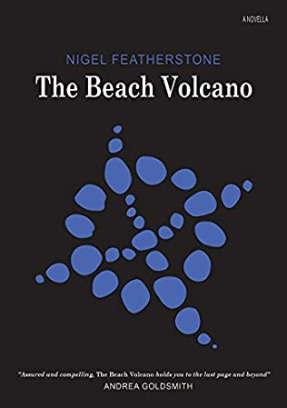 book cover of The Beach Volcano