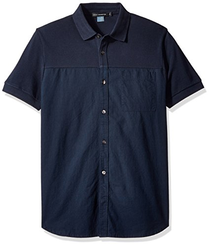 French Connection Mens Hybrid Polo/Shirt