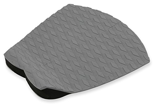 Punt Surf Surf Traction Pad - 2 Piece Stomp Pad for Surfboards & Skimboards - Pro II Model Superlite EVA & Industry Leading 3M Adhesive ()
