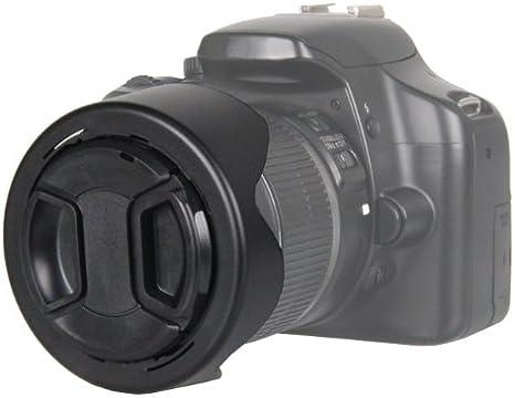 kesoto 62mm ABS Digital Flower Lens Hood for Nikon DSLR Camera