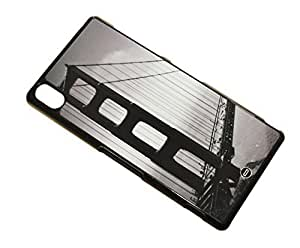 iphone covers 1888998212426 [Global Case] Los Angeles USA California Thank you San Francisco Sunset Golden Gate Bridge Urban Landscape Sunshine Sun Happy Palmtree F¨ºtes (BLACK CASE) Snap-on Cover Shell for Apple Iphone 6 4.7