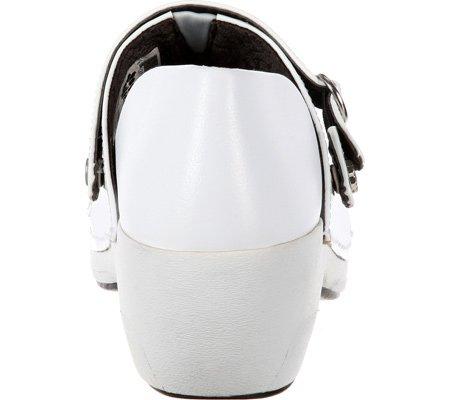 Brevetto Donna Bianco 4mm Bucato Roccioso