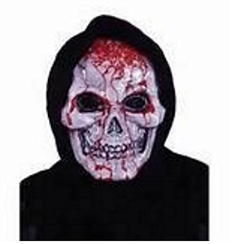 Skeleton Bleeding Mask - Bloody (Bleeding Skeleton Costume)
