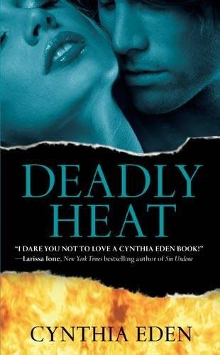 book cover of Deadly Heat